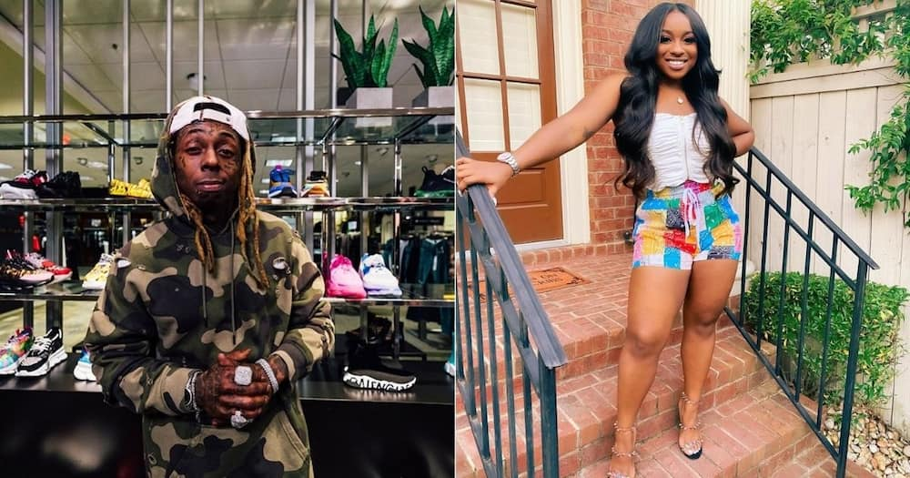 Lil Wayne slammed for throwing daughter a party amid Covid 19 pandemic