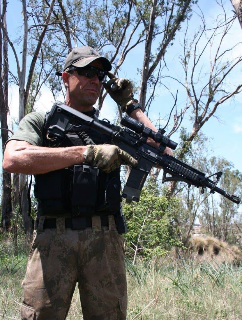 Leo Prinsloo hero guard