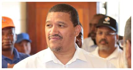 Former WC ANC leader, Marius Fransman, faces allegation of sexual assault