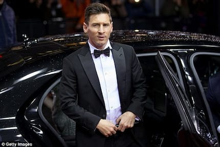 Lionel Messi acquires an amazing private jet for $15 million