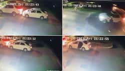 Yoh: Video of attempted Johannesburg hijacking, Mzansi super spooked