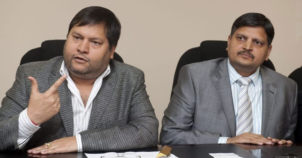 Gupta's: Controversial family's assets seized by ID, reports