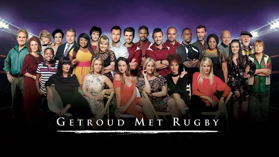 Getroud Met Rugby cast