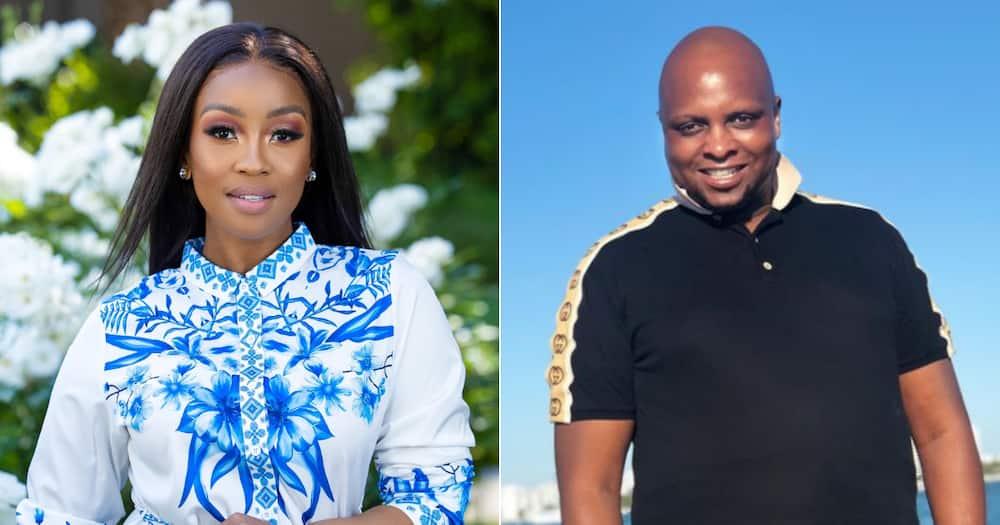 Mzansi reacts to Lorna Maseko and Floyd Shivambu having a baby together
