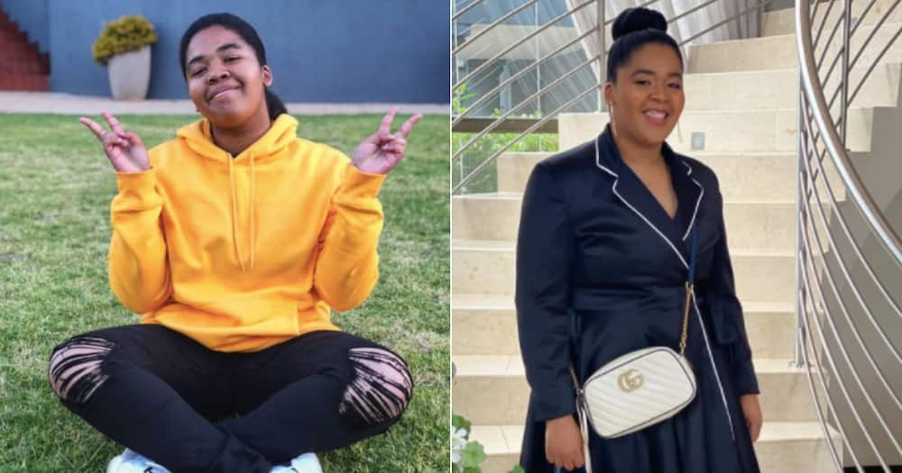 Connie Ferguson's daughter Ali shows off her new sleeve tattoo