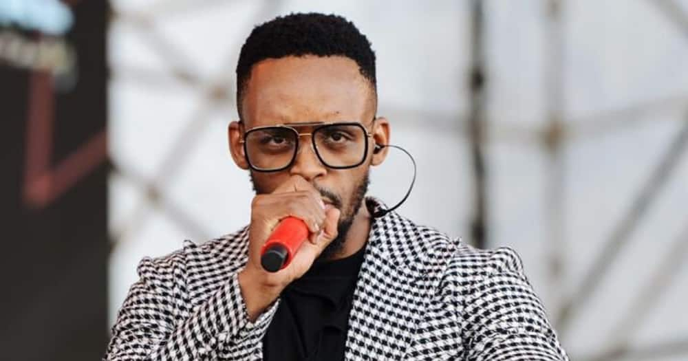 Mzansi shows love to musician Donald for his Covid-19 relief concert