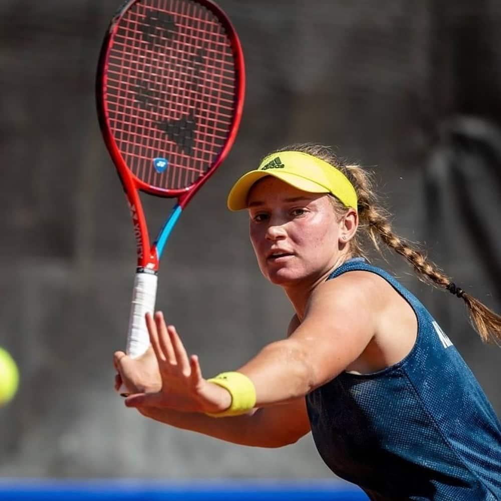 Elena Rybakina nationality
