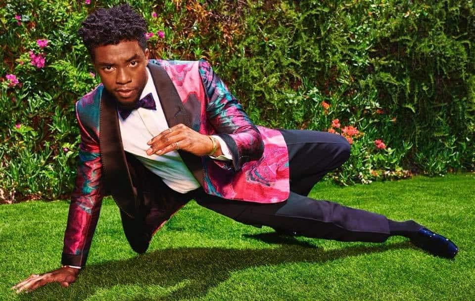 Lupita Nyong'o fondly remembers Chadwick Boseman during his 44th birthday