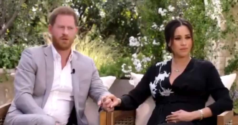 Netizens React to Snippets of Meghan Markle and Prince Harry Interview