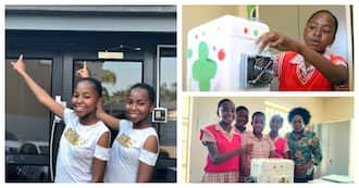 Meet Tumelo – the village girl who created a solar-powered cooler box