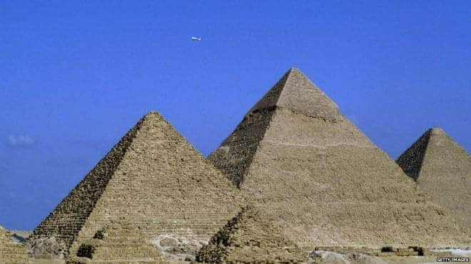 Egypt invites Elon Musk to visit after Telsa boss claimed iconic pyramids were built by aliens