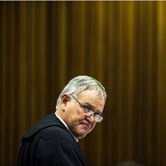 barry roux qualifications