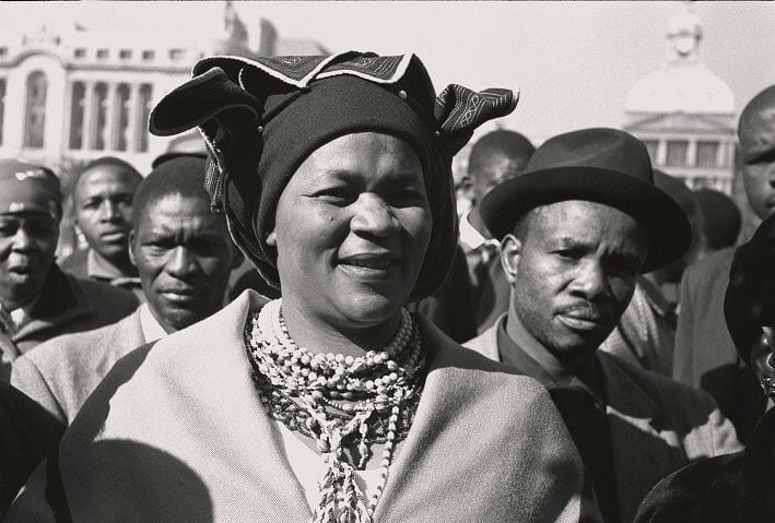 Female heroes that fought for freedom
