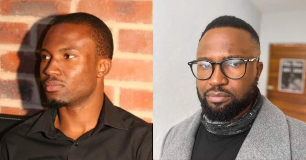 Man, Glow up, 10 years, Homeless to becoming a lawyer, Twitter reactions