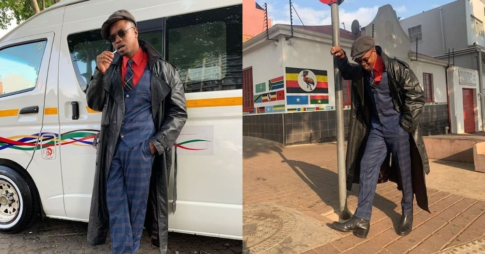 Scoop Makhathini to release 1st single, shares that it's not rap