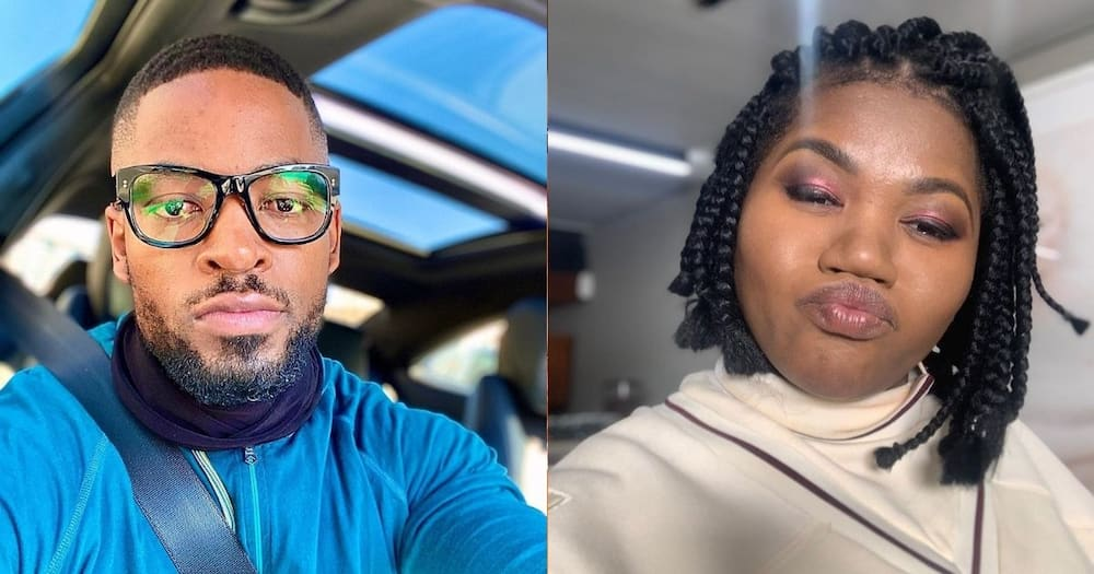 Prince Kaybee says no to working with Busiswa again after her tweets