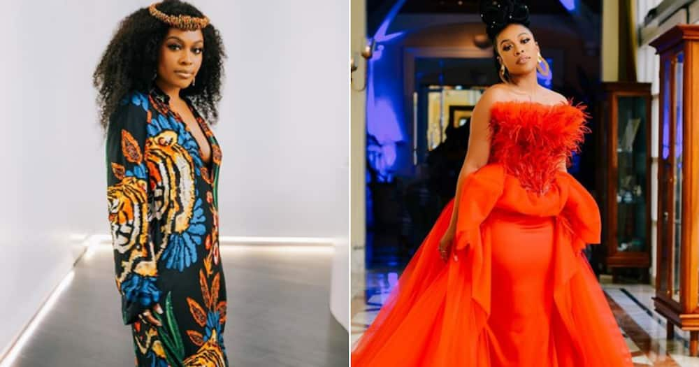 Nomzamo Mbatha's beautiful foundation gets gifted a car #blessings