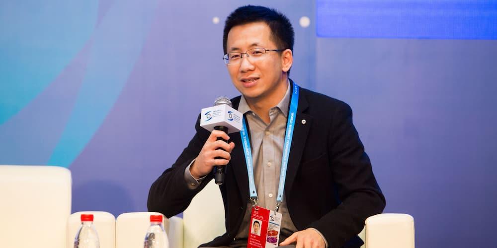 Billionaire Tiktok Boss, Zang Yiming Retires to Read Books & Daydream
