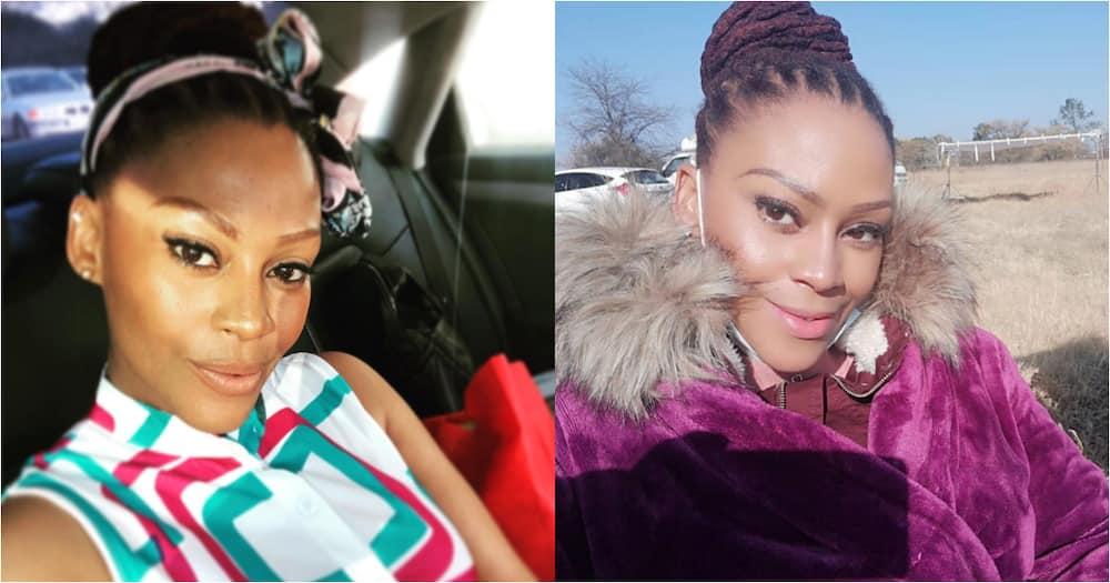 Letoya Makhene advises single moms to fight if kids have deadbeat dads