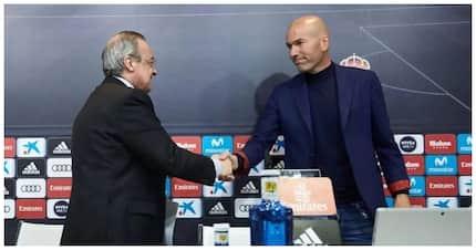 Did Gareth Bale and Florentino Perez make Zinedine Zidane quit Real Madrid?