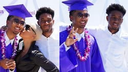 Toni Braxton's youngest son Diezel gets accepted to Howard University