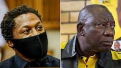 "COVID 19: Mbuyiseni Ndlozi fires shots at ""dull"" Ramaphosa, SA reacts"