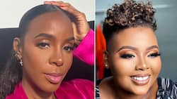 Yikes: Anele Mdoda gets cooked by Americans defending Kelly Rowland
