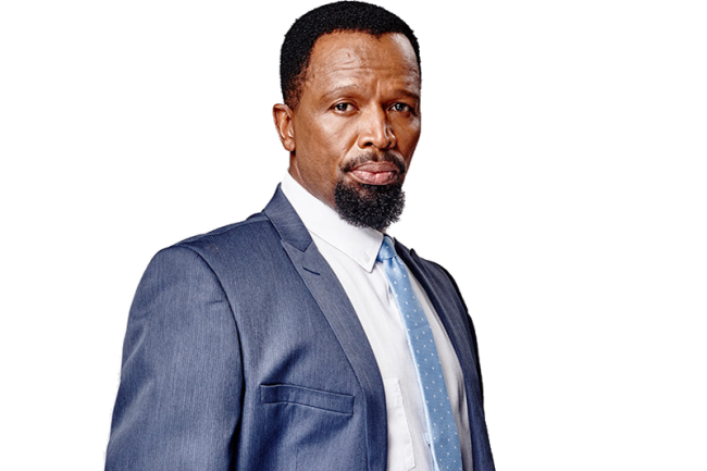 South African celebrities sello maake