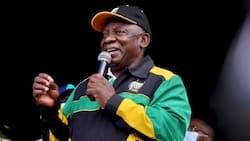 Ramaphosa dodges press on campaign trail in wake of JHB CBD violence