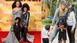 5 Mzansi celebs who have embraced adoption, including Pearl Thusi and the Kolisis