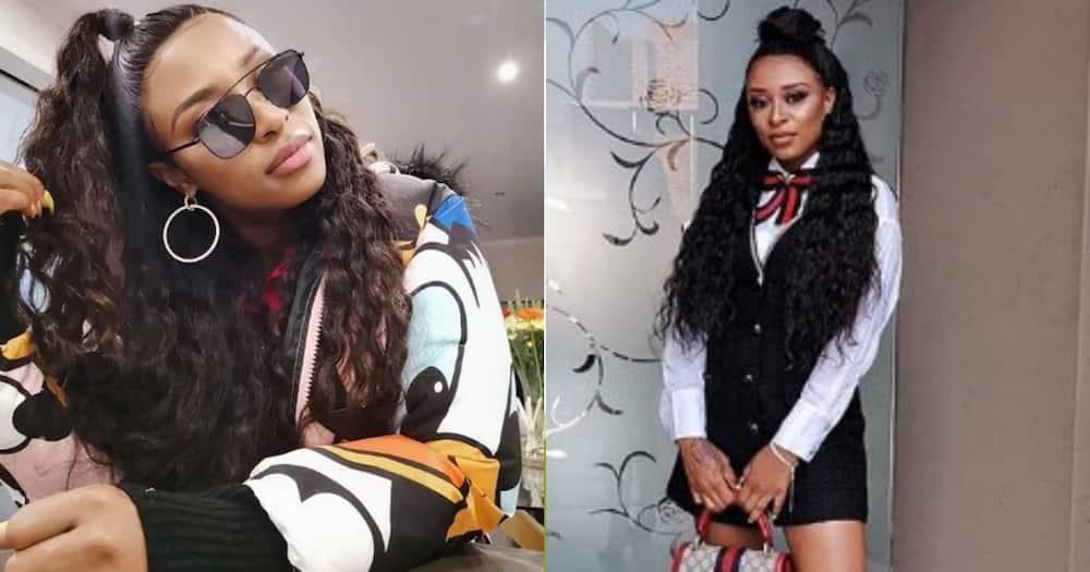 DJ Zinhle's business account hacked, working on fixing the problem