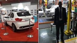Local car manufacturing company Mureza has Mzansi feeling all kinds of inspired