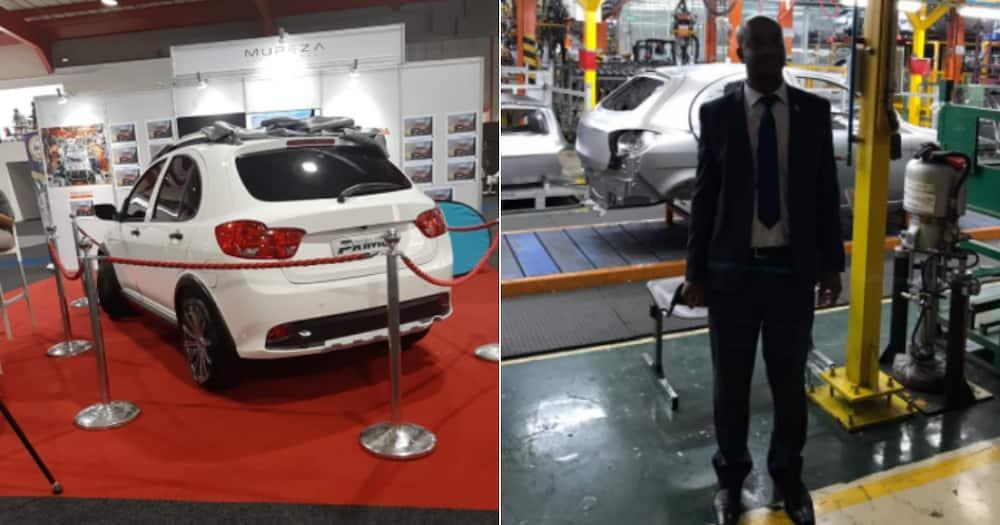Local Entrepreneur, Car, Manufacturer, Mureza Prim8, Mzansi, Inspired, South African, Africa, Vehicle, Market, Covid-19