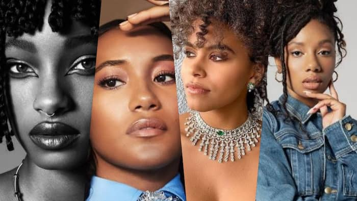 Top 50 Black actresses under 30 with a bright future that you need to know about