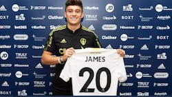 Manchester United winger completes permanent move to Leeds United for R497M