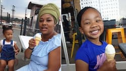 LOL: Mum of two left Mzansi tickled, pokes fun at her children in the sweetest way