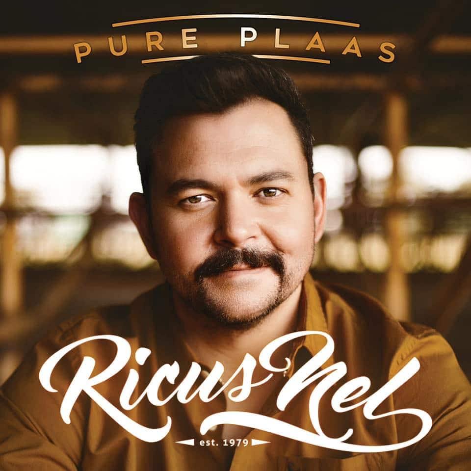 Ricus Nel - nuwe CD
