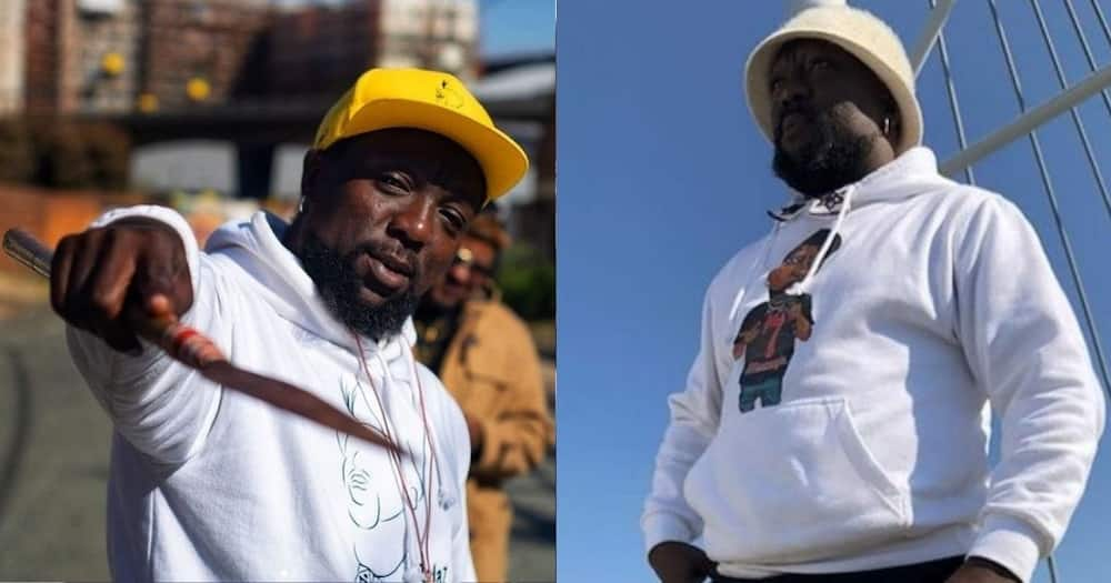 Zola 7 Opens Up About His Health in Recent Interview With Macg