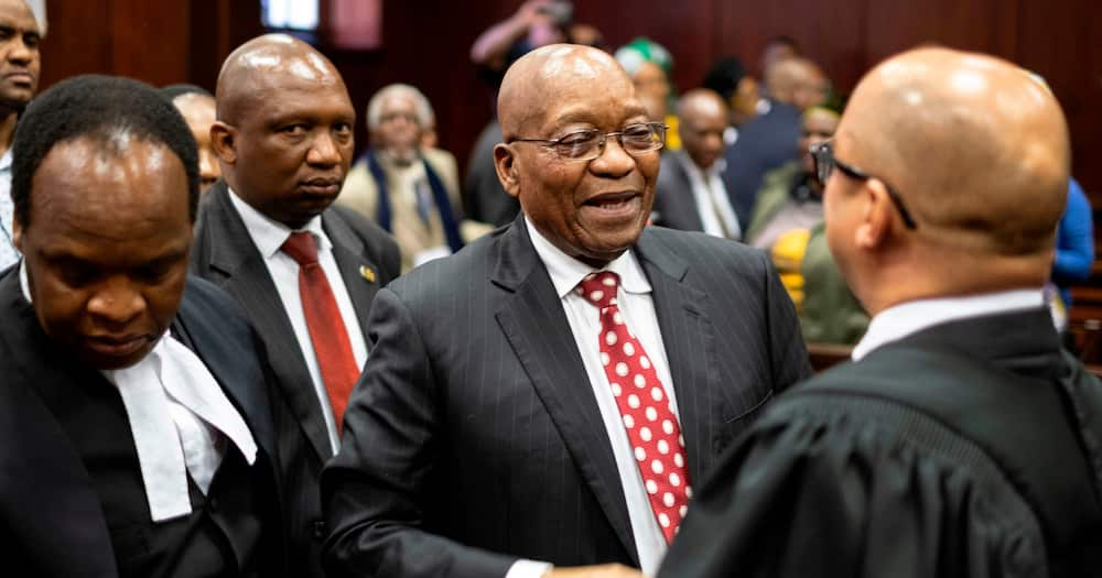 Pietermaritzburg High Court, Jacob Zuma, Arms Deal, Corruption, Thales, French arms company