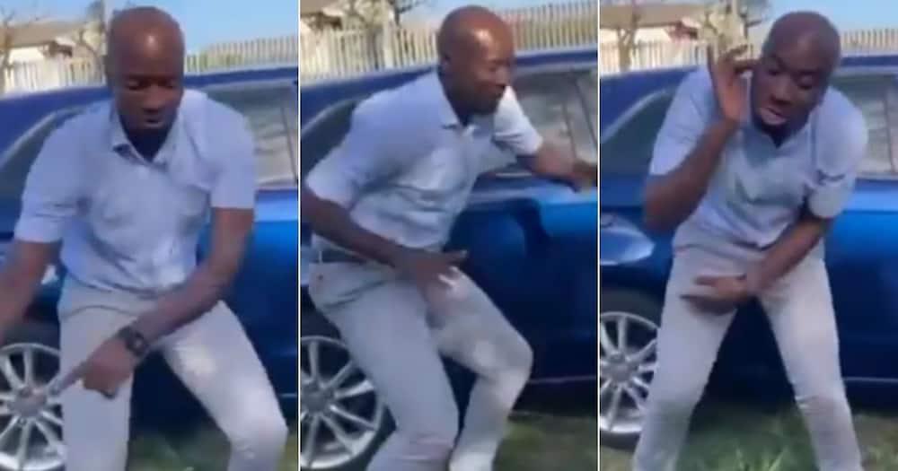 Mzansi, Impressed, Video, Man's Dance, Long Weekend