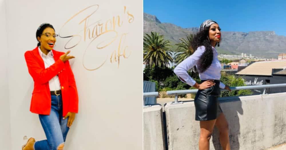 Sharon's Cafe, restaurant owner, struggling, Support, Mzansi, Twitter reactions