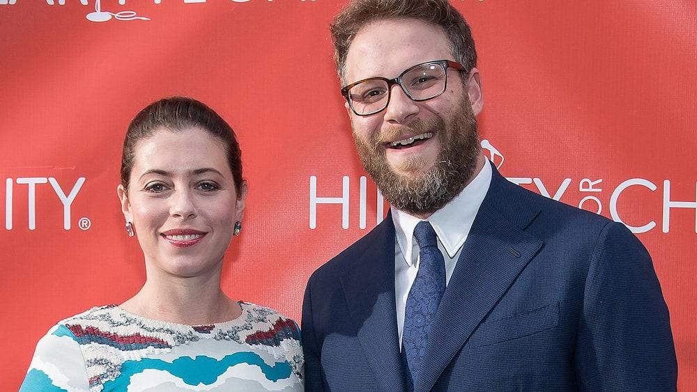 Seth Rogen wife