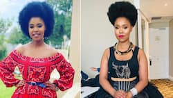 """Zahara drops gems on podcast: """"You can never take the gift God has given me"""""""