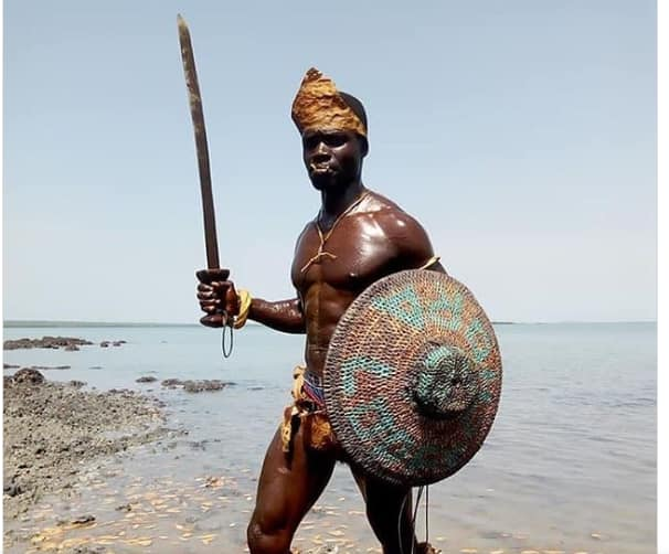 African weapons and armor - history and facts with pics