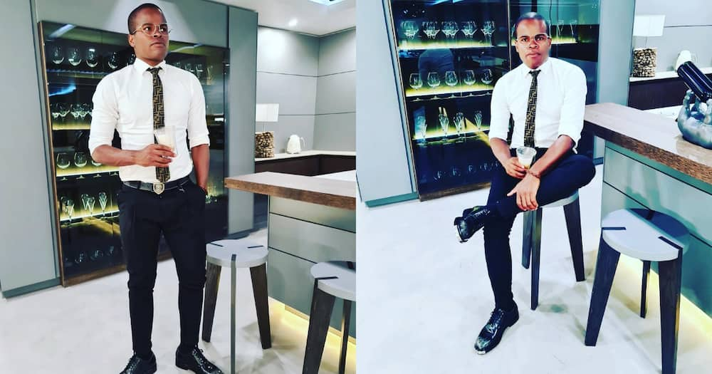 Soccer fans demand apology from Katsande after he posts pics online