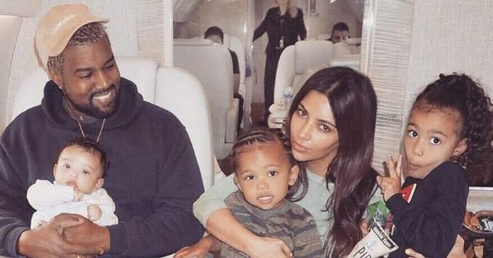 Kim Kardashian, kids, attend. Kanye West, 'Donda' album, listening event