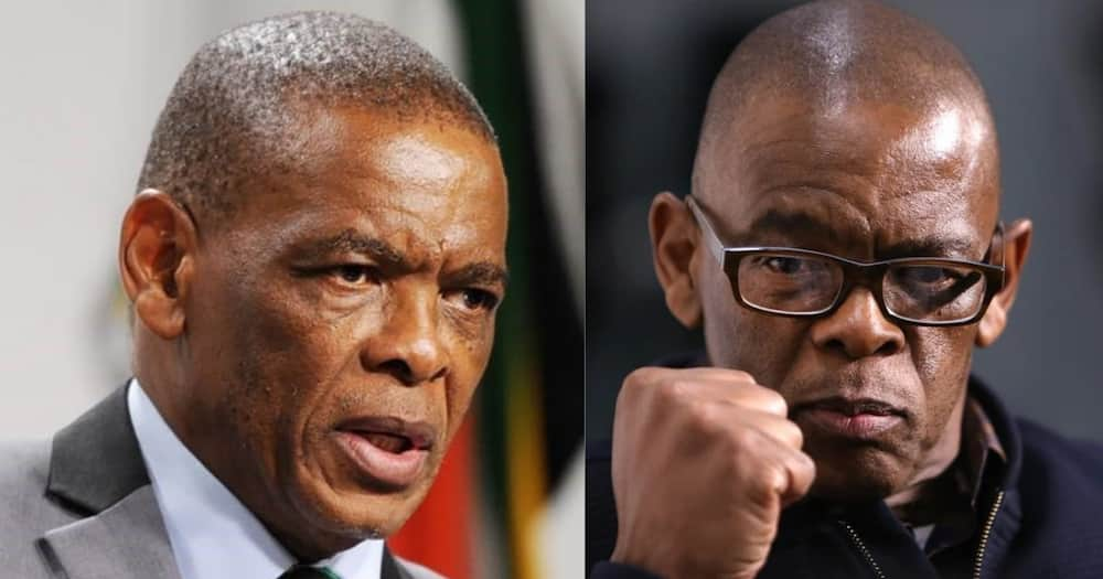 """""""It's a Kangaroo Court"""": Ace Magashule Accuses Anc of Double Standards"""