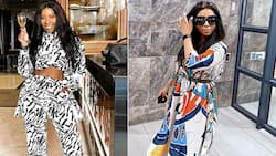 Pearl Modiadie gifts herself a luxurious ride for Mother's Day: #MommyCar