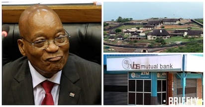 Jacob Zuma continues to diligently repay his R7.8 million VBS loan