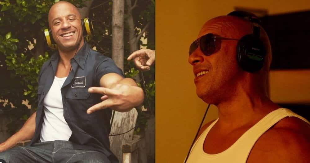 Vin Diesel jams to Brenda Fassie's song in his 1st TikTok video
